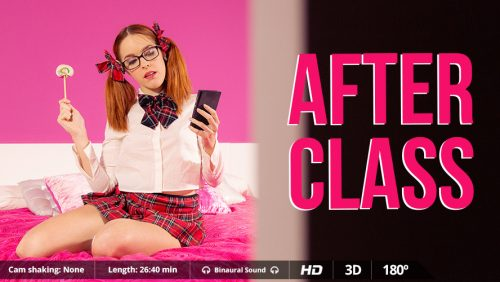 After Class – VR Movie from VirtualRealPorn
