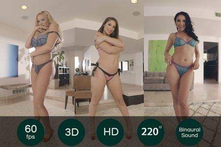 Choose Your Own Adventure – Short Scene – VR Movie from HologirlsVR