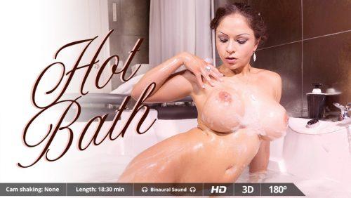 Hot Bath – VR Movie from VirtualRealPorn