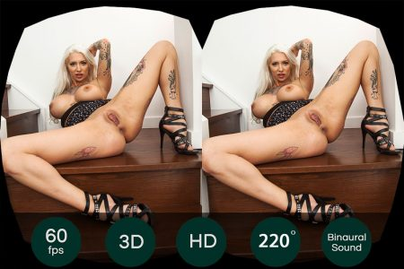 The GFE Collection: How To Get Backstage – VR Movie from HologirlsVR