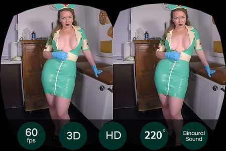 The Mistress T Collection: Humiliation Therapy – VR Movie from HologirlsVR
