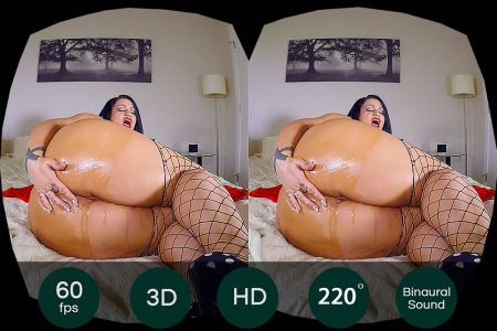 The GFE Collection: Lube Up That Ass – VR Movie from HologirlsVR
