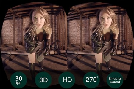 The Mistress T Collection: Chastity – VR Movie from HologirlsVR