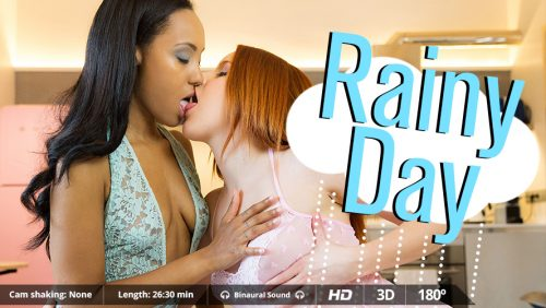 Rainy Day – VR Movie from VirtualRealPorn