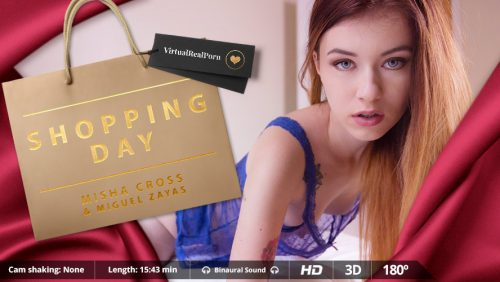 Shopping Day – VR Movie from VirtualRealPorn