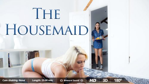 The Housemaid – VR Movie from VirtualRealPorn