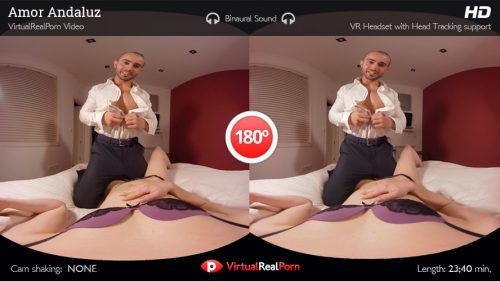 Amor Andaluz – VR Movie from VirtualRealPorn