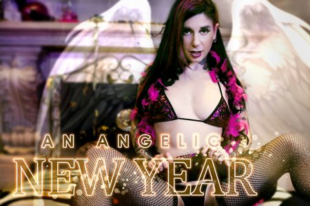 An Angelic New Year – VR Movie from HologirlsVR