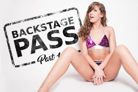 Backstage Pass Part 1 – VR Movie from HologirlsVR