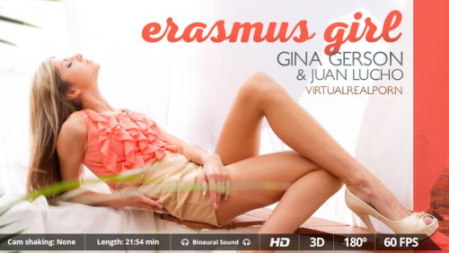 Erasmus Girl – VR Movie from VirtualRealPorn