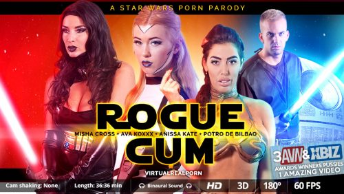 Rogue Cum – VR Movie from VirtualRealPorn