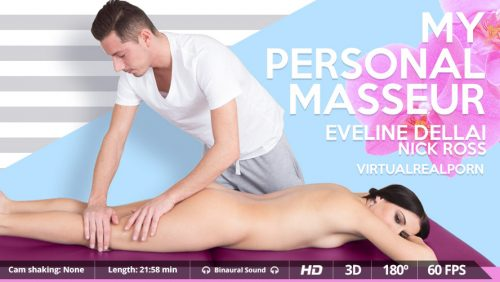 My Personal Masseur – VR Movie from VirtualRealPorn