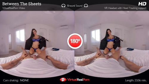 Between the Sheets – VR Movie from VirtualRealPorn
