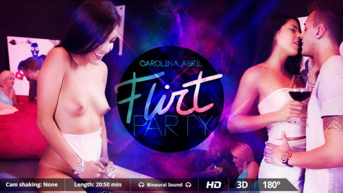 Flirt Party – VR Movie from VirtualRealPorn