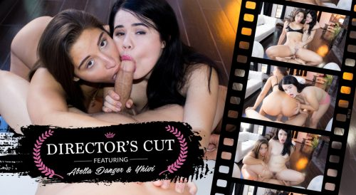 Director's Cut – VR Movie from WankzVR