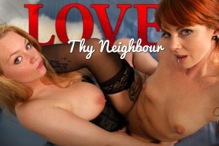 Love Thy Neighbour – VR Movie from HologirlsVR