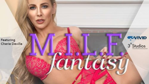 MILF FANTASY- VIXENVR ULTRA – VR Movie from VixenVR