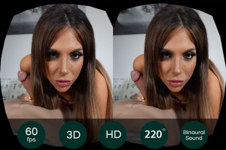 The GFE Collection: Obsessed With Your Cock – VR Movie from HologirlsVR