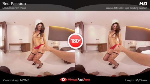 Red Passion – VR Movie from VirtualRealPorn