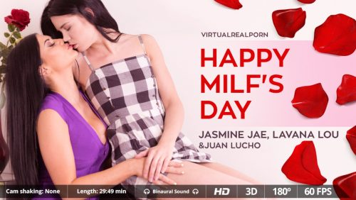 Happy MILF's Day – VR Movie from VirtualRealPorn